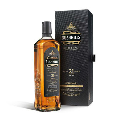 Bushmills 21 Year Old Single Malt