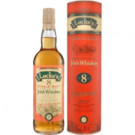 Locke's 8 Year Old Single Malt