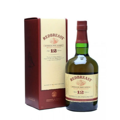 Redbreast 12 Year Old Single Pot Still