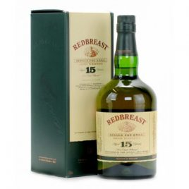 Redbreast 15 Year Old Single Pot Still