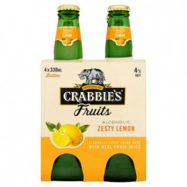 crabbies zesty lemon