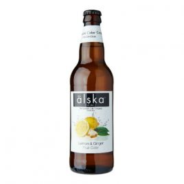 Alska Lemon & Ginger Cider