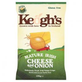 Keogh's Mature Irish Cheese and Onion
