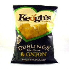 Keogh's Dublin Cheese & Onion