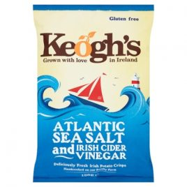 keoghs sea salt and vinegar