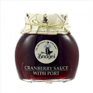 Mrs Bridges Cranberry Sauce