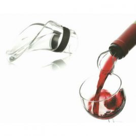 Vacu Vin Crystal Wine Server