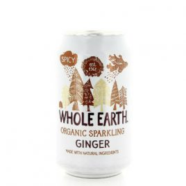 Whole Earth Organice Sparkling Ginger