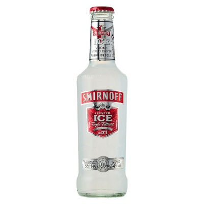 Smirnoff ice 275ml castle off licence for Ice tropez alcohol percentage