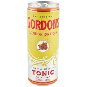Gordon's Gin & Tonic