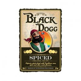 Black Dogg Spiced Rum