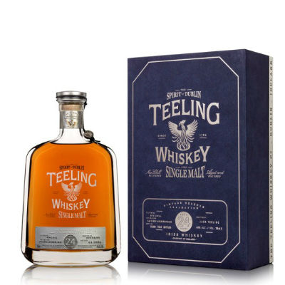 Teeling 24 Year Old vintage Reserve Single Malt