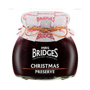 Mrs Bridges Christmas Preserve
