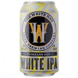 The White Hag Brewing Company Tuireann Ban White IPA