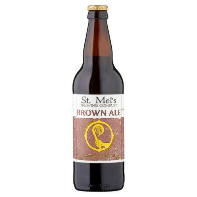st mels brown ale