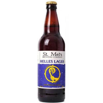 st. mels helles lager