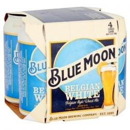 blue moon 4 pack can