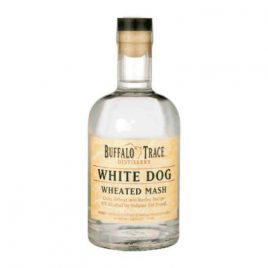 buffalo trace white dog