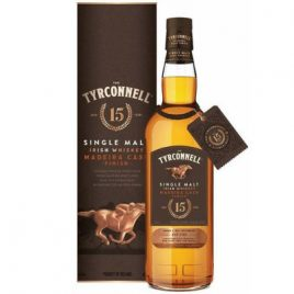 the tyrconnell 15 yr old single malt madeira cask finish