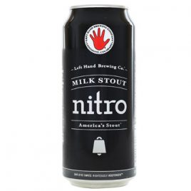 Left Hand Brwing Nitro Milk Stout