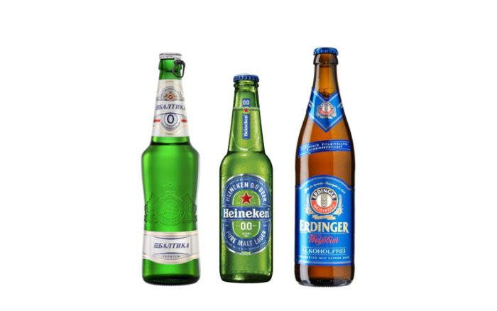 Alcohol Free Beer & Cider