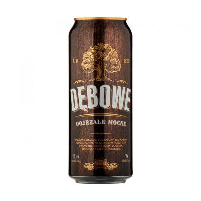 Debowe Dojrzale Mocne (4 x 500ml) - Castle Off-Licence