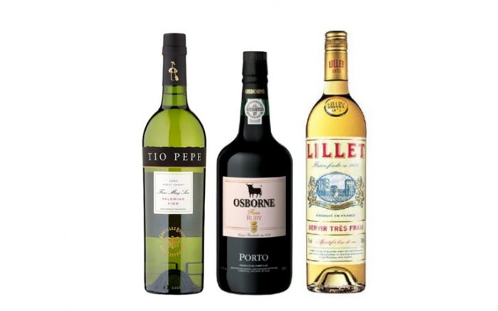 Fortified Wines, Ports & Sherry