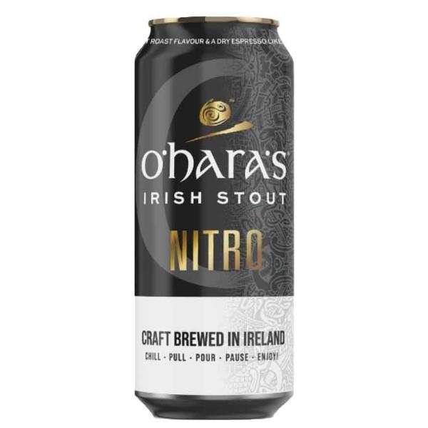 O'Hara's Irish stout nitro