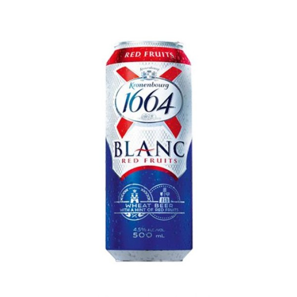 Kronenbourg 1664 Blanc Red Fruits